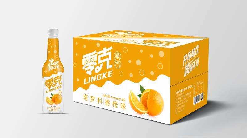 塔罗科香橙味375ml
