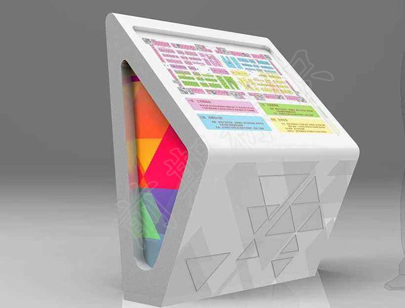 标识标牌厂家分享:标识牌的几何形态-河南前期标识标牌设计制作有限公司