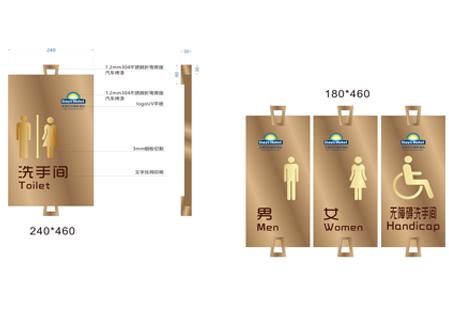郑州酒店标识牌,酒店标识牌制作厂家,郑州酒店标识牌制作-前期标识
