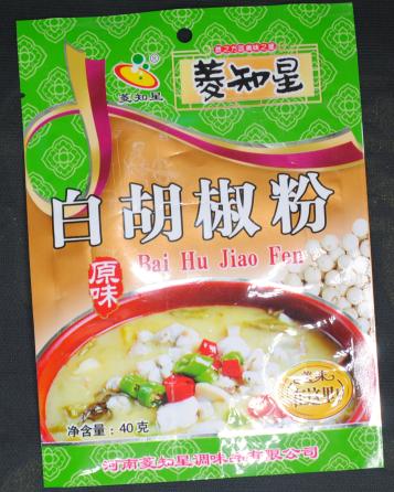 白胡椒粉40克