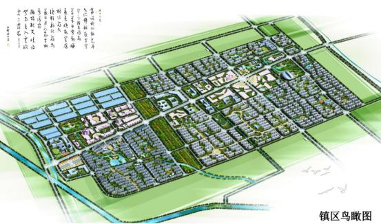 农业园区景观规划设计